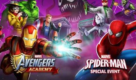 MARVEL Avengers Academy 2.15.0 Apk + Mod (Instant Actions)