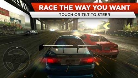 Need for Speed Most Wanted 1.3.128 Apk + Mod