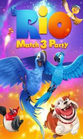 Rio: Match 3 Party 1.13.2 Apk + Mod
