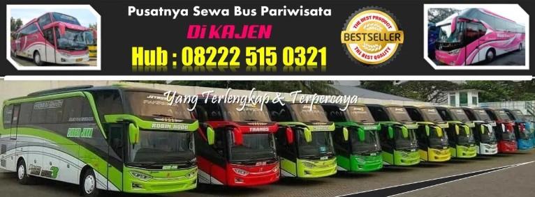Harga Sewa Bus Pariwisata Kajen | 08222-515-0321
