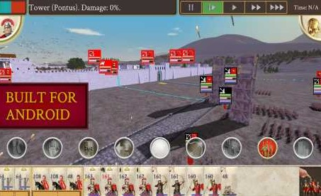 Total War 1.10RC12 Apk + Data for android