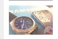 Samsung perkenalkan Gear S3 Golf Edition