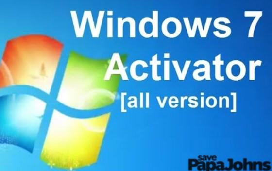 Aktivasi Windows 7 Permanen dan Manfaatnya